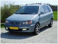 Toyota SportsVan / Picnic