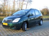 Toyota Corolla Verso/CombiVan 2002-2003