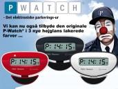 P-Watch med højglanslak